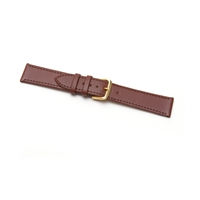 Birch  Economy Watchstraps Standard Tan 18mm. Code A