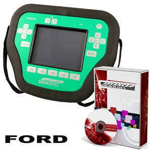 AD100PRO Tester with Ford Software