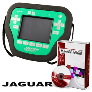 AD100PRO Tester with Jaguar Software