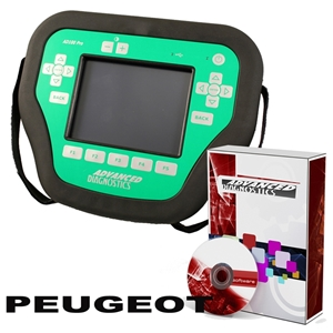 AD100PRO Tester with Peugeot and Citroen Software