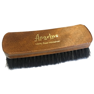 ANGELUS MAXI Horsehair Brushes Ex Large Black