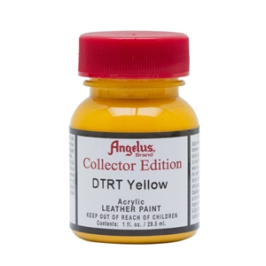 Angelus Collection Edition Acrylic Leather Paint 1 fl oz/30ml Dtrt Yellow 333