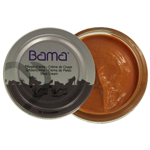 Bama Shoe Cream Dumpi Jars Light Brown 50ml