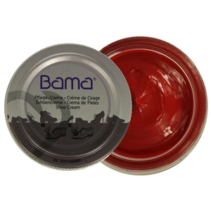 Bama Shoe Cream Dumpi Jars Red 50ml