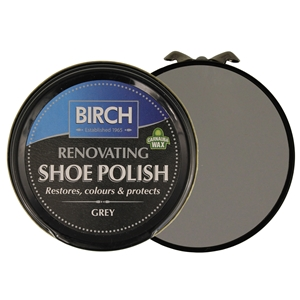 Birch Renovating Polish 50ml Grey