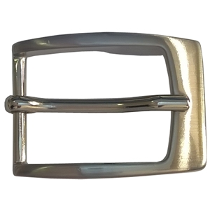 30mm Belt Buckle Nickel Finish