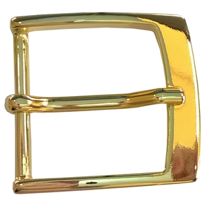 40mm Belt Buckle Brass Finish