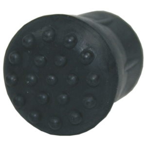 Rubber Bell Ferrules 25mm C Type Washered