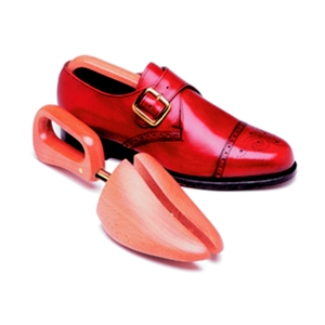 Dasco Executive Wooden Shoe Trees, Gents Small