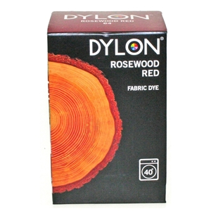 Dylon Machine Fabric Dye Rosewood Red 64 200g