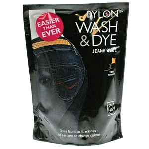 Dylon Wash And Dye Jeans Blue 400g