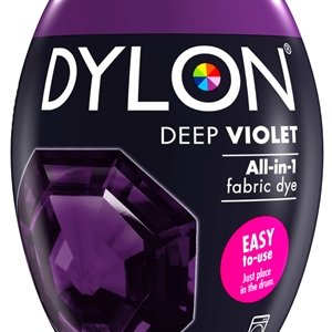Dylon Machine Dye Pod Col.30, Deep Violet