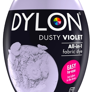 Dylon Machine Dye Pod Col.02, Dusty Violet