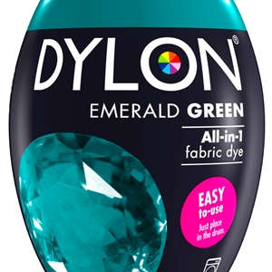 Dylon Machine Dye Pod Col.04, Emerald Green