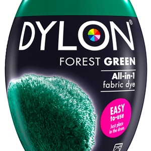Dylon Machine Dye Pod Col.09, Forest Green
