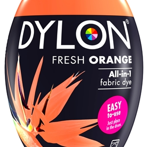 Dylon Machine Dye Pod Col.55, Fresh Orange