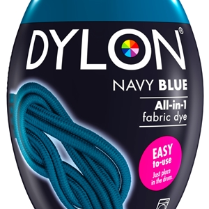 Dylon Machine Dye Pod Col.08, Navy Blue