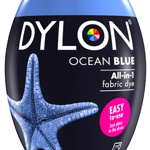 Dylon Machine Dye Pod Col.26, Ocean Blue