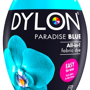 Dylon Machine Dye Pod Col.21, Paradise Blue