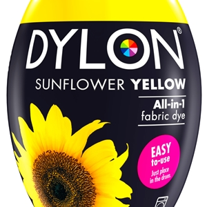 Dylon Machine Dye Pod Col.05, Sunflower Yellow