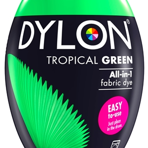Dylon Machine Dye Pod Col.03, Tropical Green
