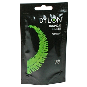 Dylon Hand Dye Sachets Tropical Green 3 50g