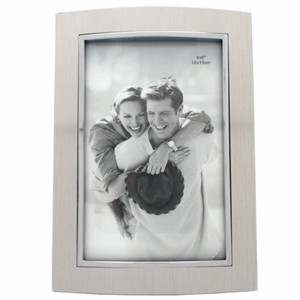 8x10 Inch Curved Picture Frame