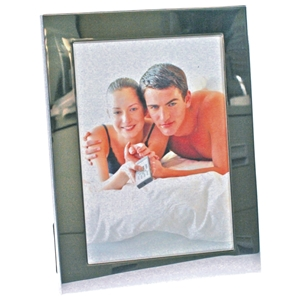 6x8 Inch Plain Shiney Picture Frame