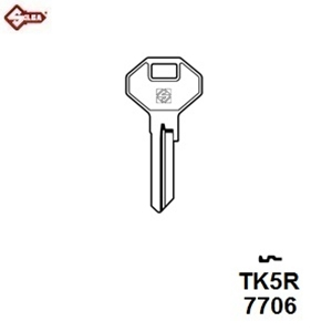 Hook 7706 ORION TKA10L Cat C Car Teka
