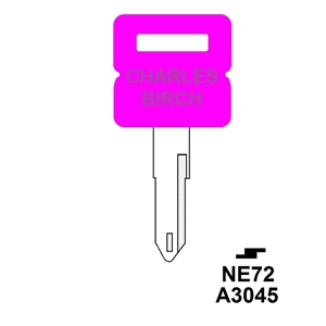 Hk 3045 Autocolour NM86P1 Pink DISCONTINUED - NOT AVAILABLE