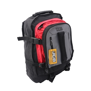 JCB Back  Pack Style BP18. Assorted colours