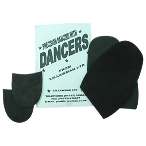 Dancer Soles And Heels Gents Black