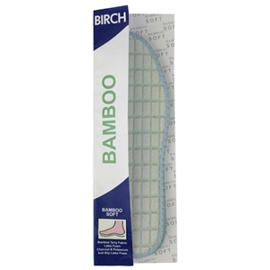 Birch Bamboo Insoles Ladies Size 3