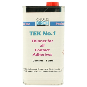 TEK No1 Thinners 1 Litre