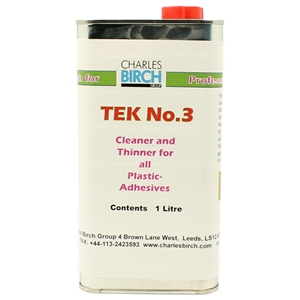 TEK No3 Thinners 1 Litre
