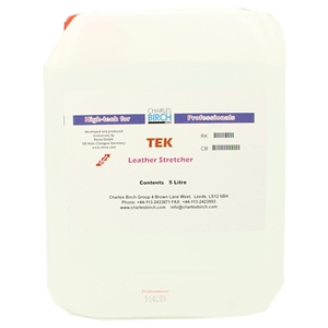 TEK Leather Stretcher 5 Litre Solution