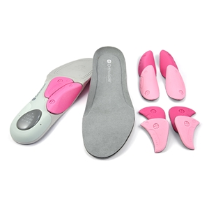 Orthosole Max Ladies Size 3 Ultimate Custom Fitting Insole