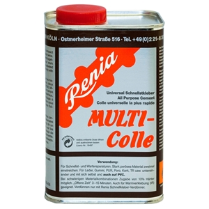 Renia Multicolle 1 Litre Multi Purpose Adhesive
