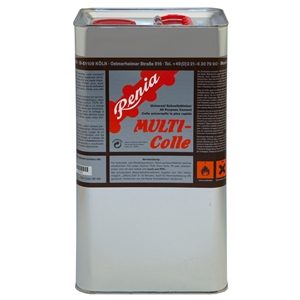 Renia Multicolle 5 Litres Multi Purpose Adhesive
