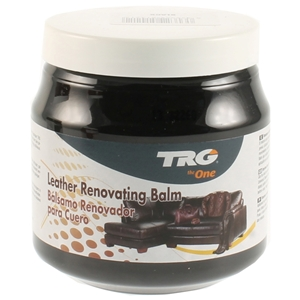 TRG Leather Renovating Balm 300ml Black