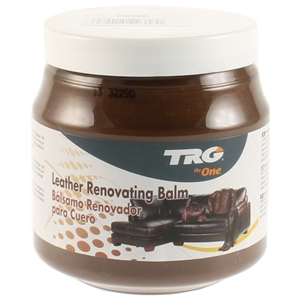 TRG Leather Renovating Balm 300ml Brown