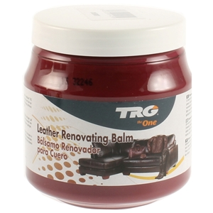 TRG Leather Renovating Balm 300ml Cherry