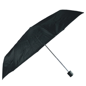 Super Mini Budget Umbrella Black