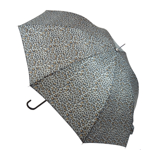 Walking Umbrella, Leopard Print - Box Of 12