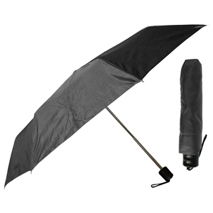 Budget Super Mini Umbrella, Black