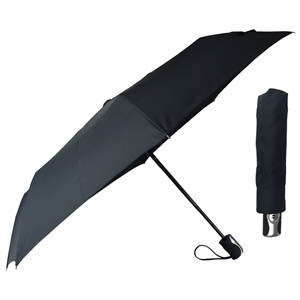 Superior Super Mini Fully Auto Umbrella, Black