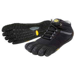 FiveFingers Trek Ascent Gents Insulated Size 42 UK 8 Black - 15M5302