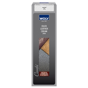Woly Oiled Leather Cream 75ml