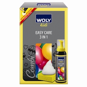 Woly Easy Care 3 In 1 Set Inc 125ml Spray & Sponge