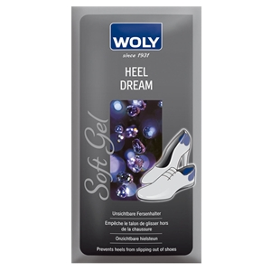 Woly Heel Dream Heel Grips (Box of 12)
